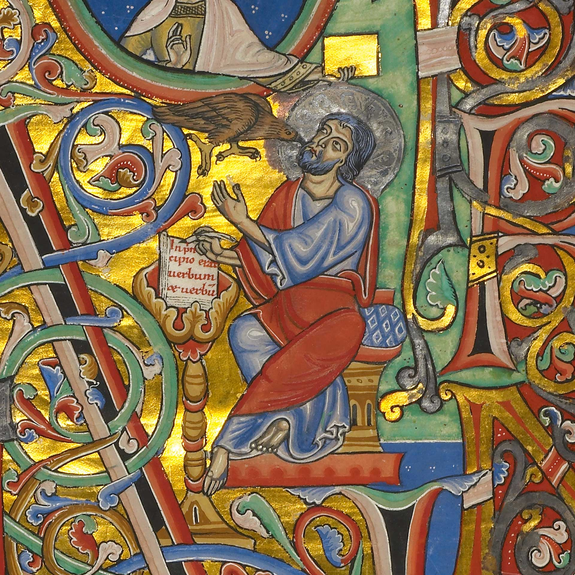 Illuminated manuscripts