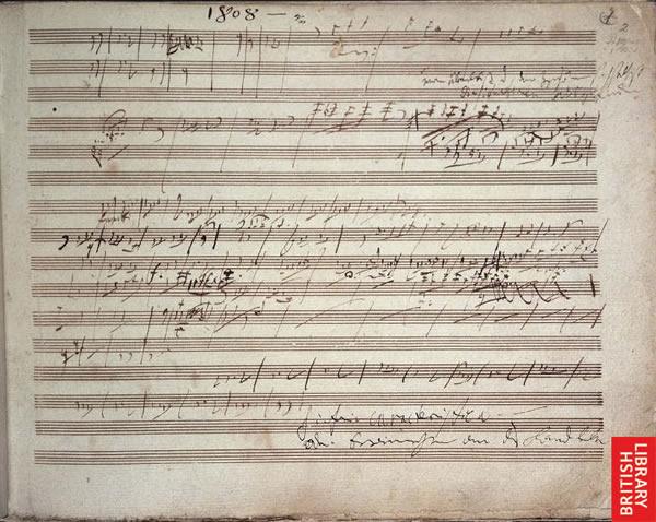Beethoven manuscript