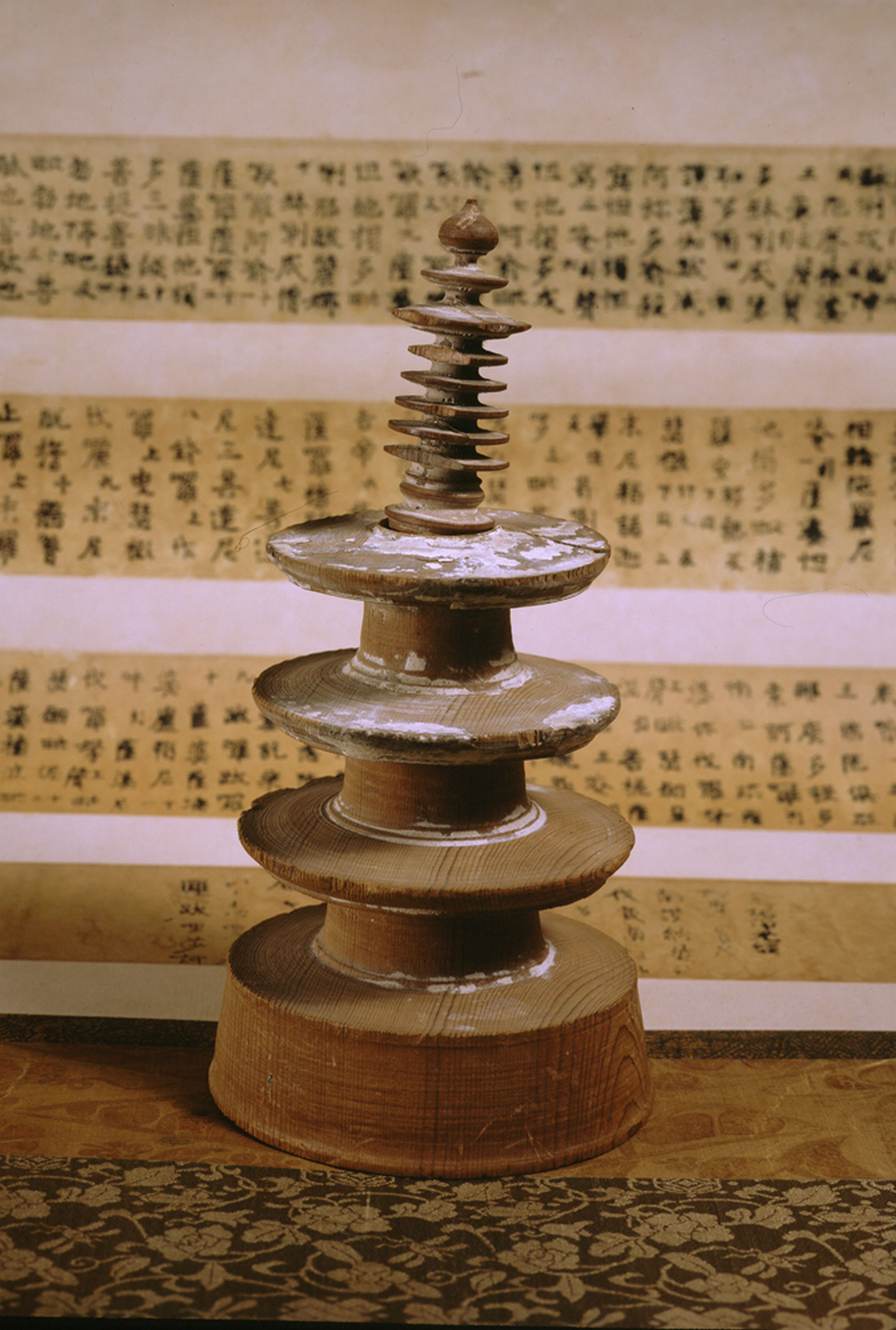 The Hyakumantō darani or 'One Million Pagoda Dharani' are the oldest extant examples of printing in Japan.