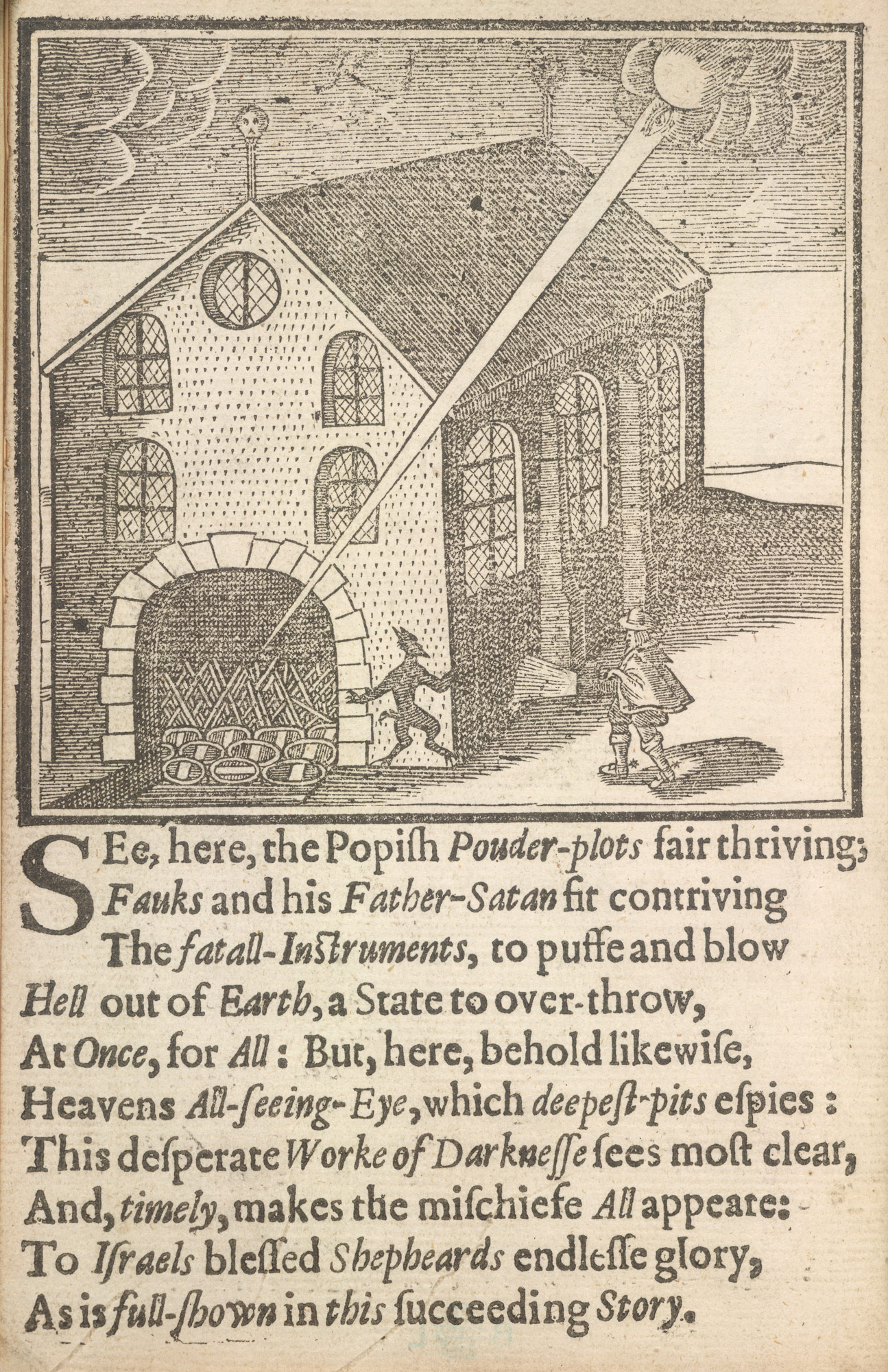 [Mischeefes mysterie ... London 1617.]