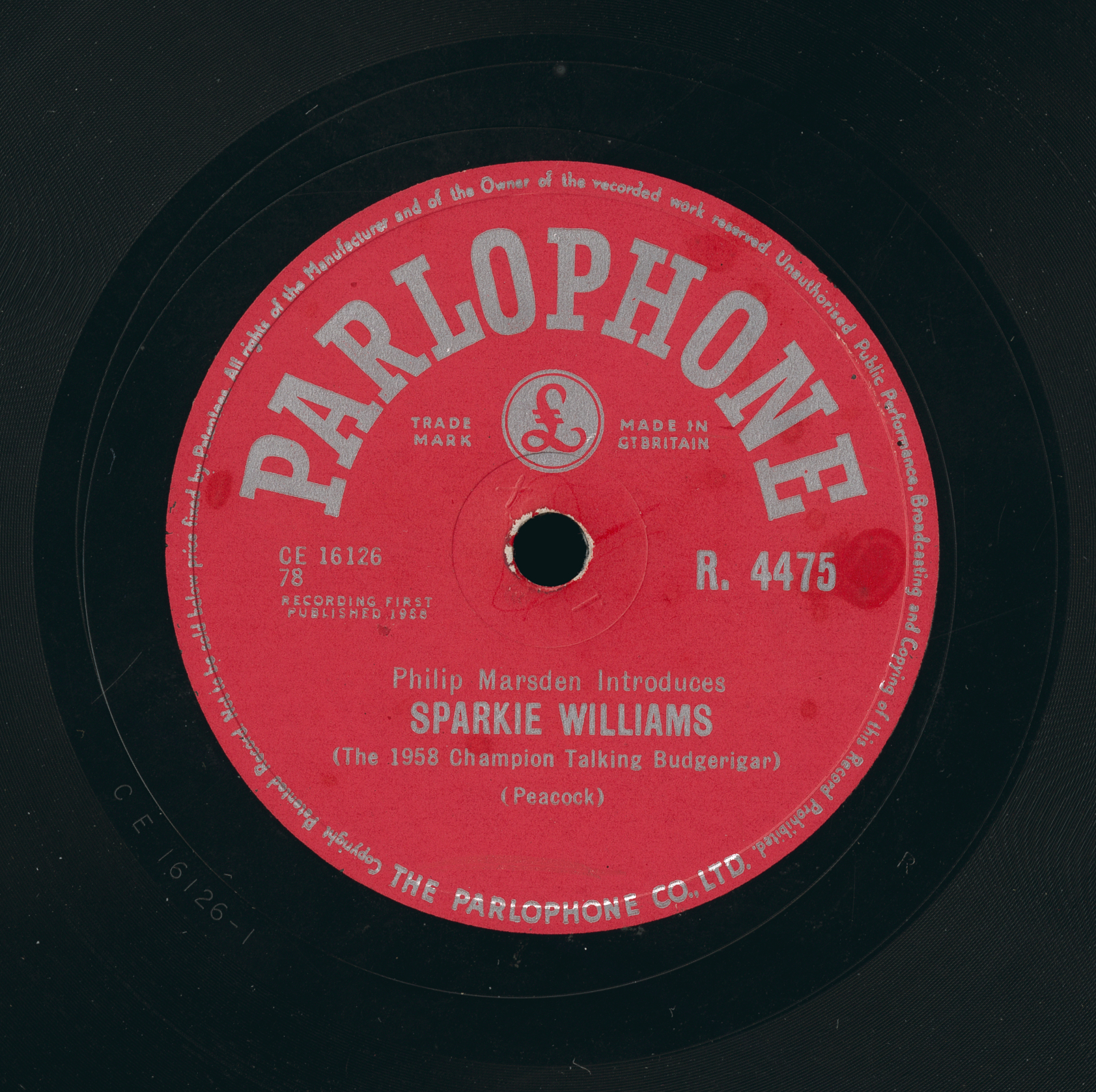 Sparkie Williams