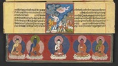 Photograph of Buddhist collection item