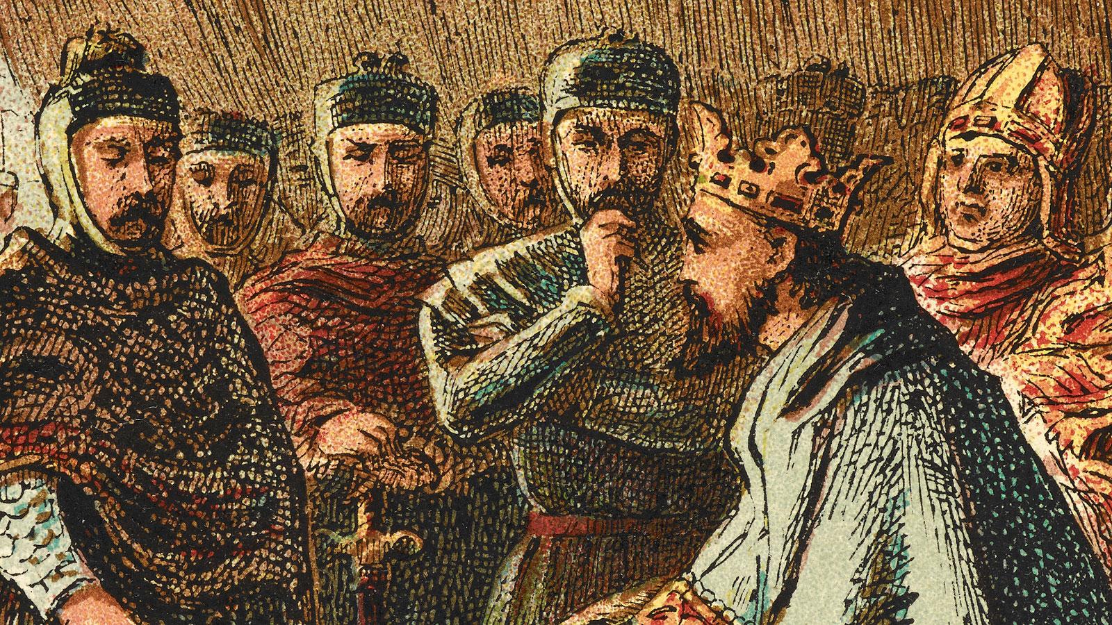 Basics of Magna Carta