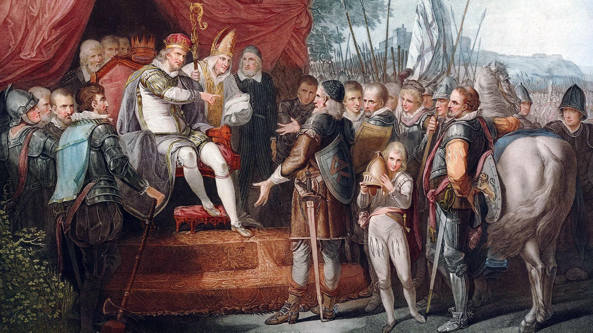 Clauses of Magna Carta