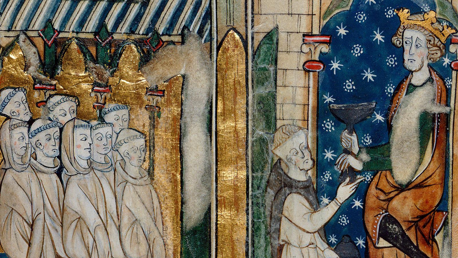 Magna Carta: people and society