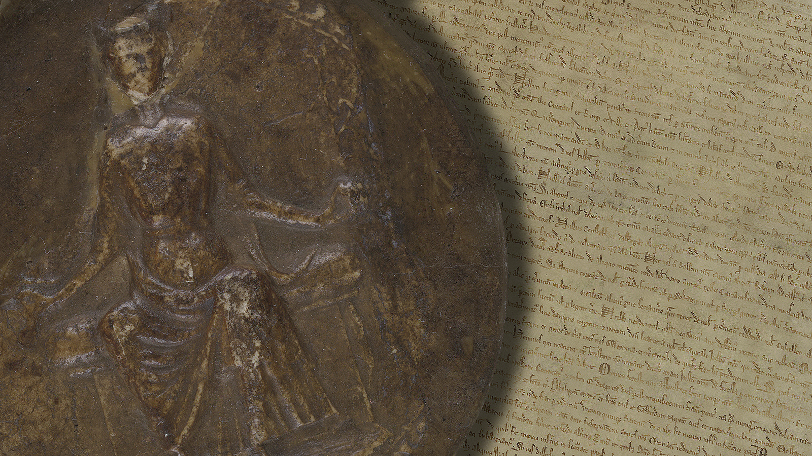 Magna Carta and King John's seal