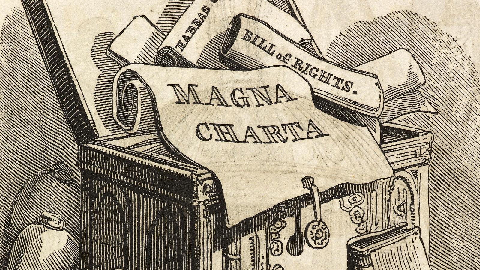 Magna Carta timeline