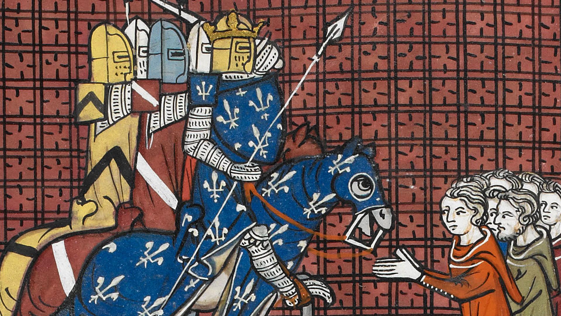 Medieval kingship