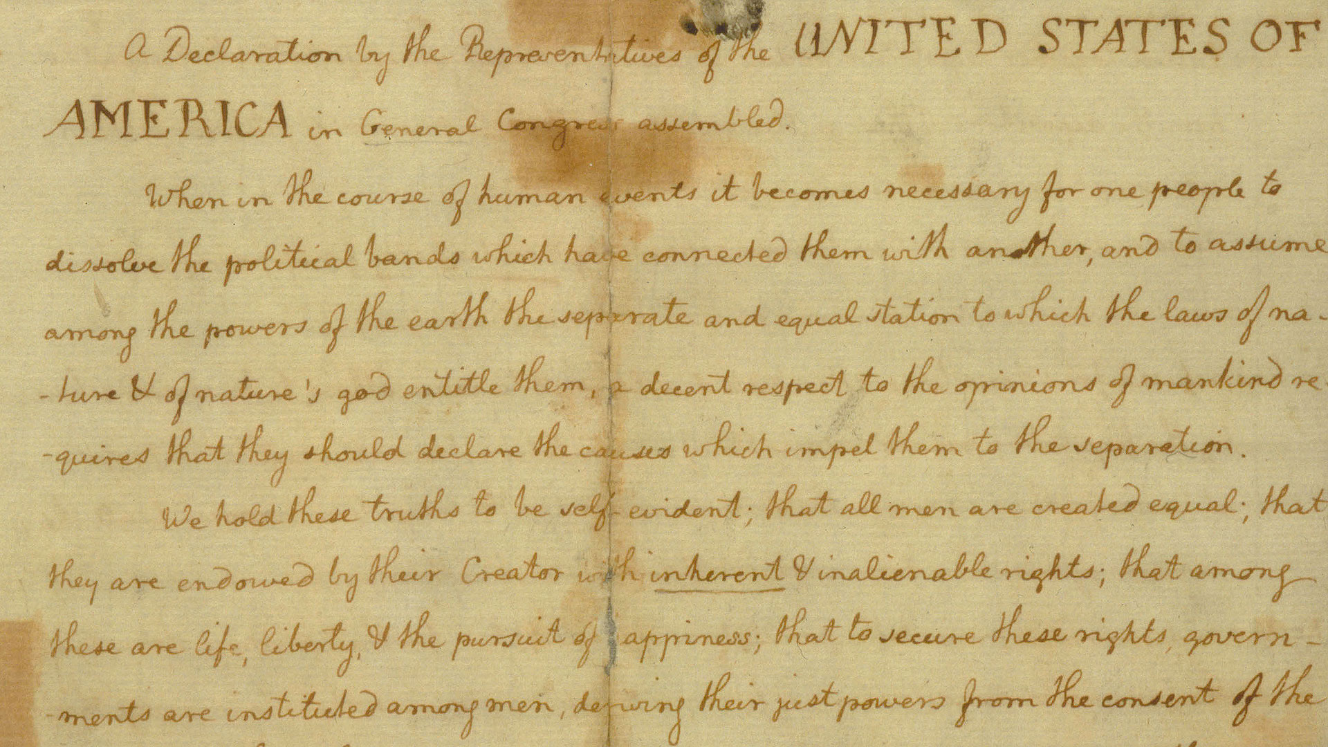 Magna Carta in modern America