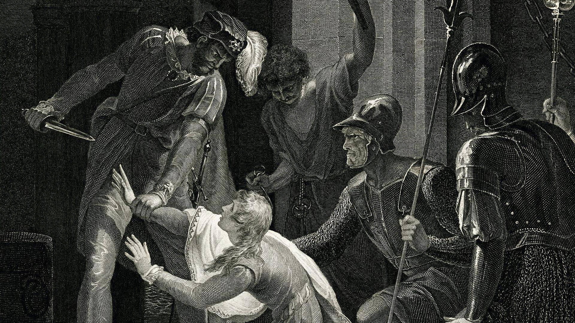 The origins of Magna Carta