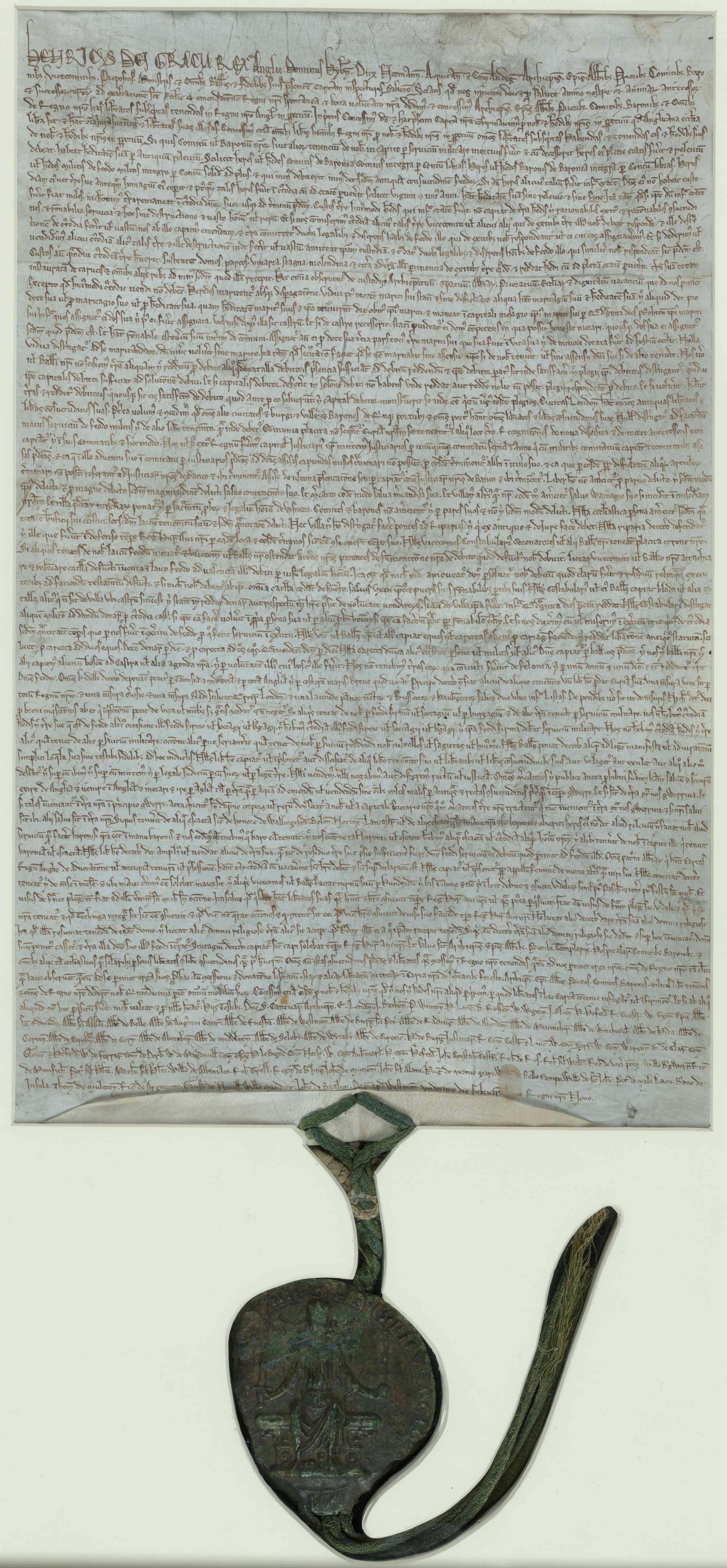 Magna Carta 1225