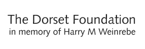 Supported by The Dorset Foundation in memory of Harry M Weinrebe