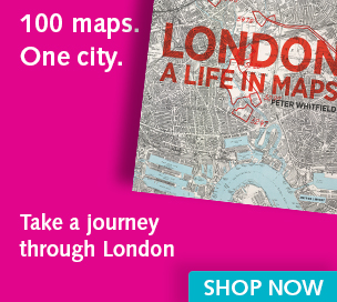 London: A Life in Maps from British Library Publishing
