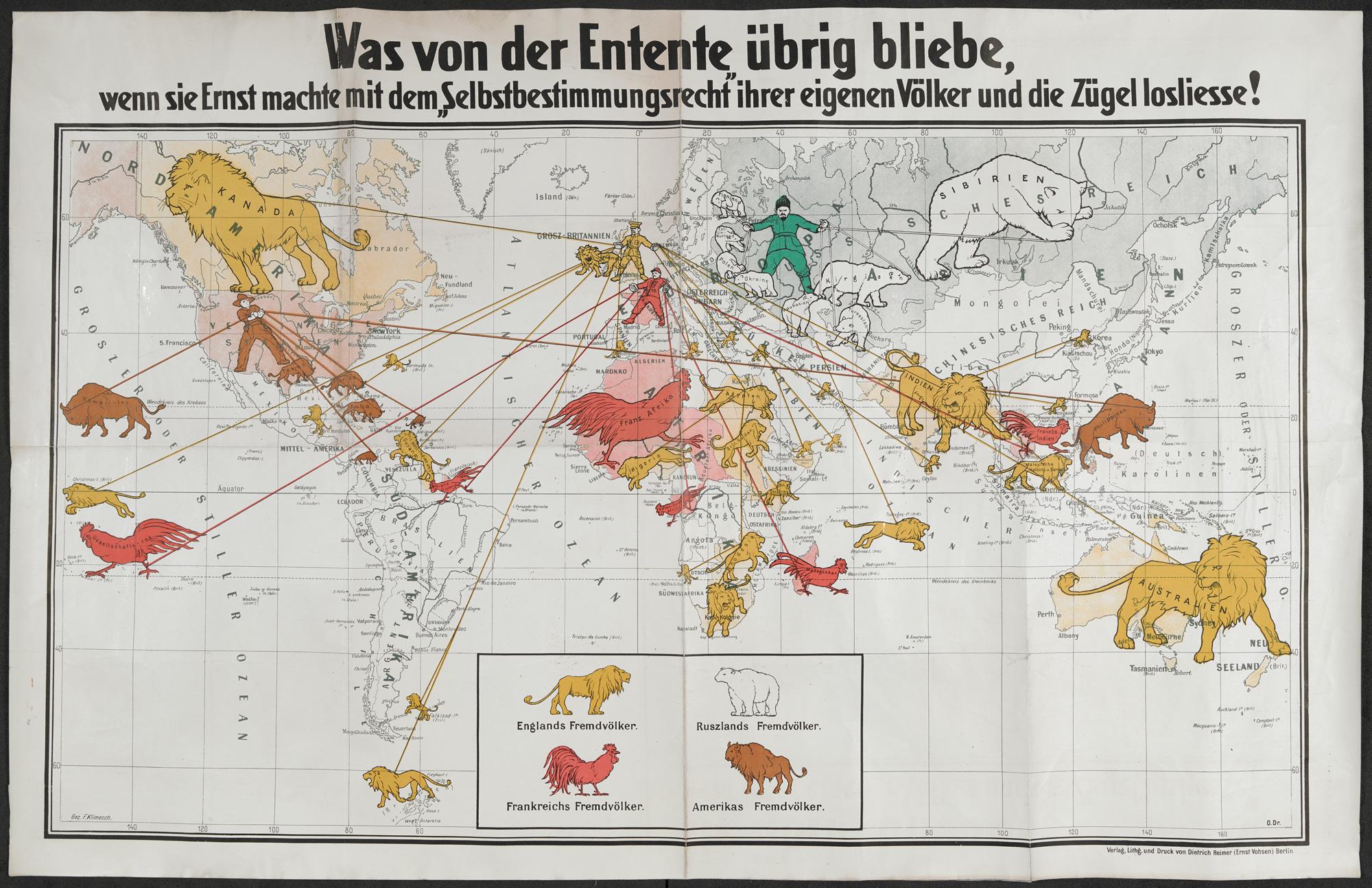 Was von der Entente (Maps CC.5.b.29)