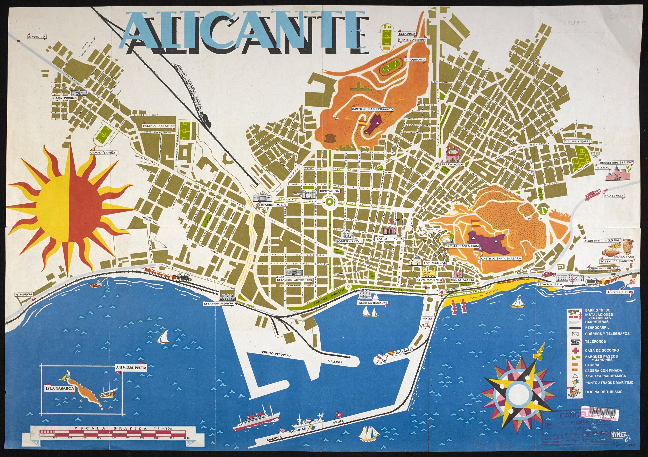 Alicante (Y.1612.)