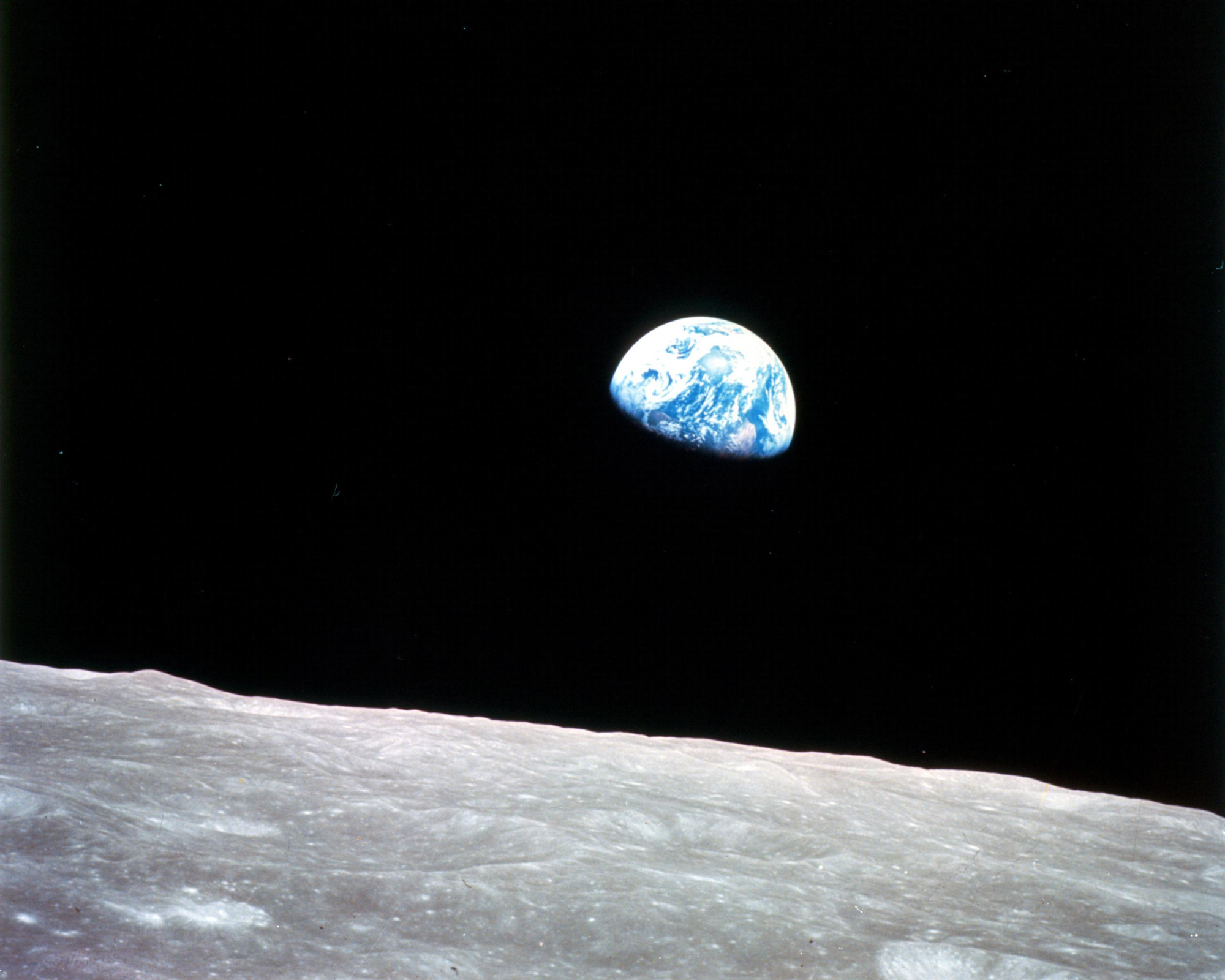Earthrise map