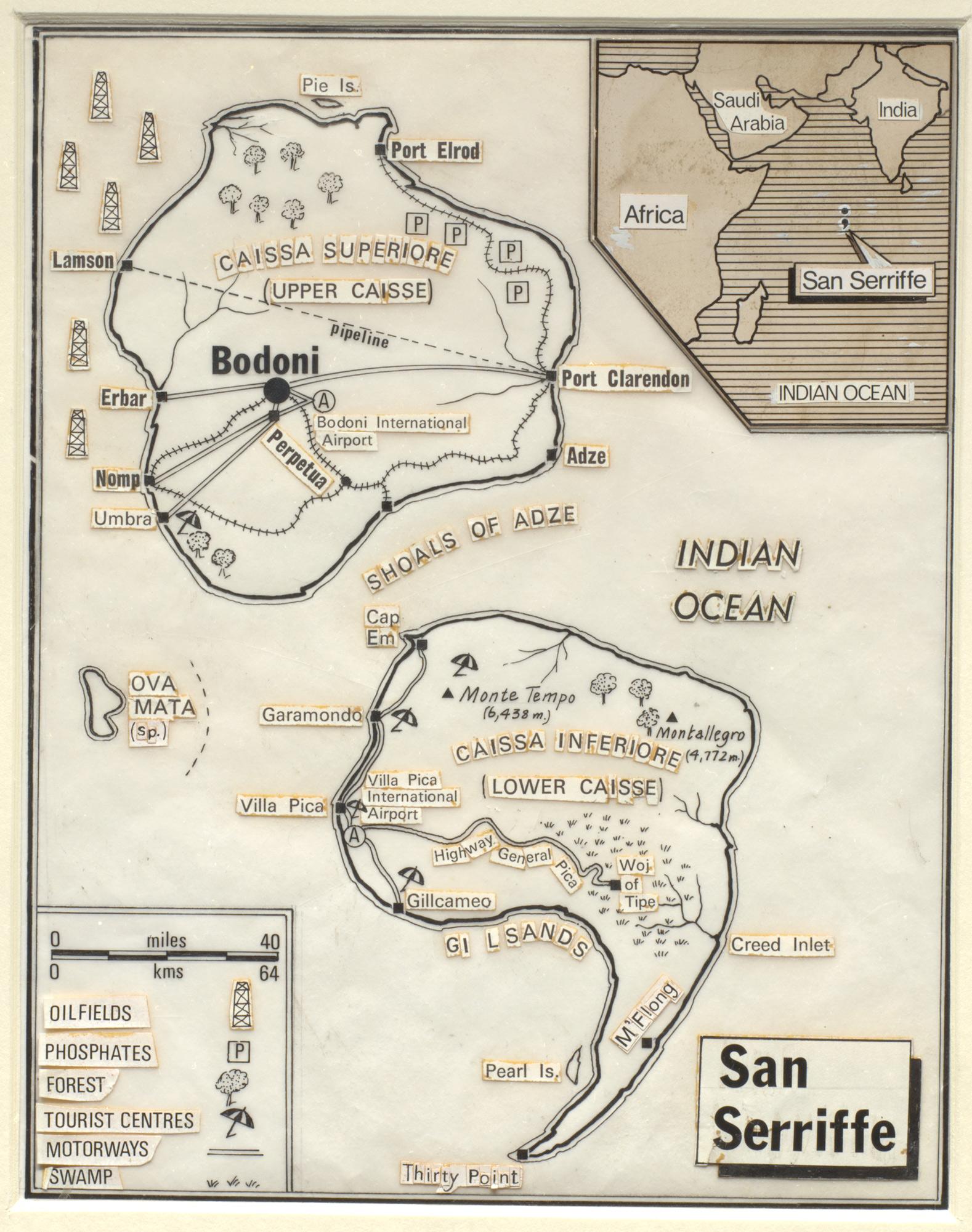 San Serriffe (Maps CC.5.a.429)