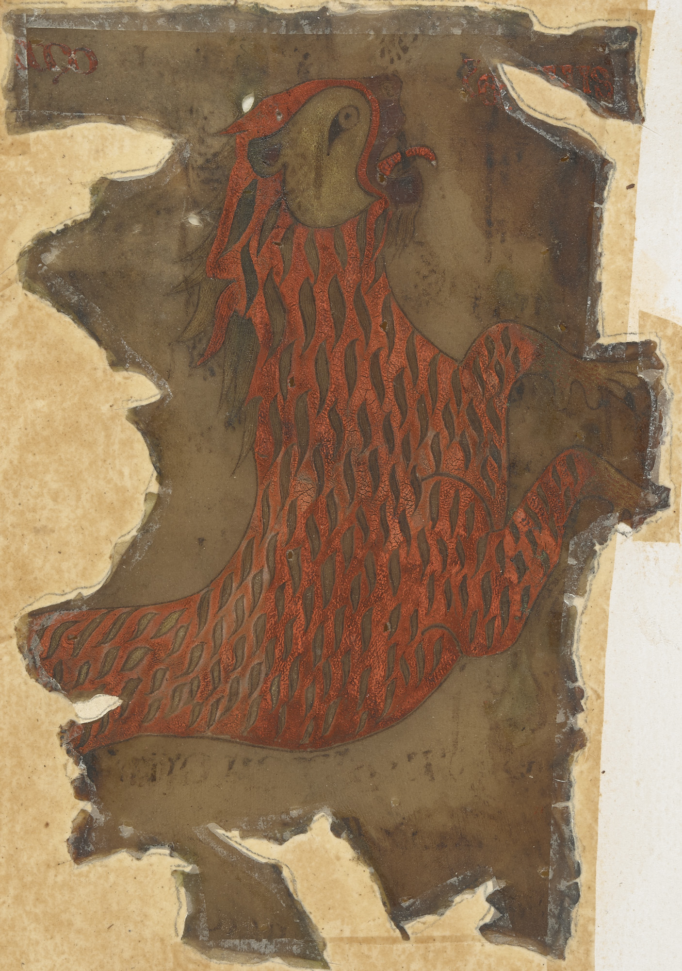 Cotton MS Otho C V, f. 27r