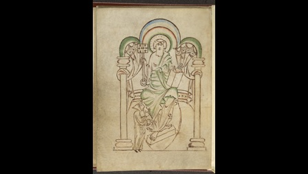 Cotton MS Titus D XXVI, f. 19v