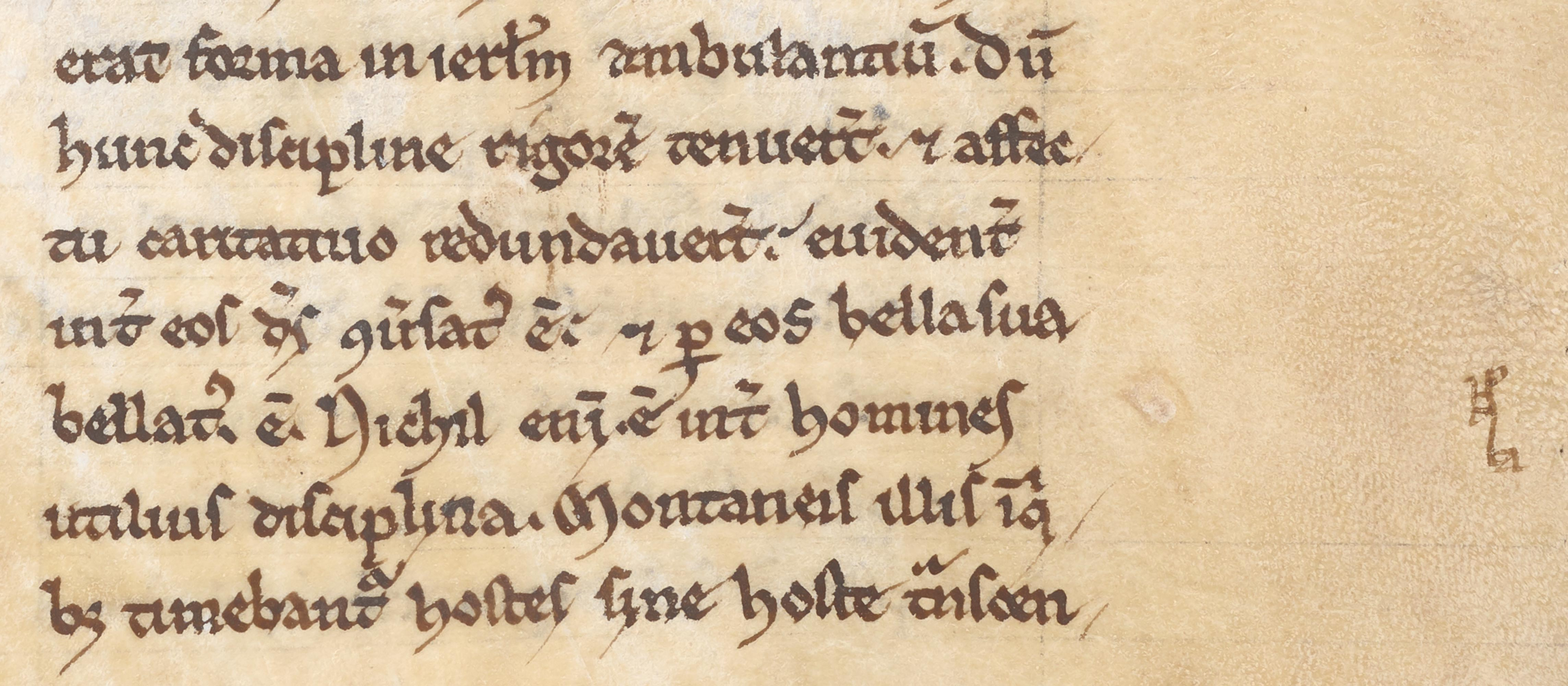Stowe MS 56, f. 39r (detail)