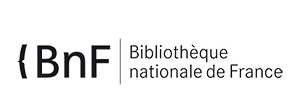 The logo of the Bibliothèque nationale de France.