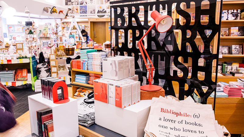 British Library Shop