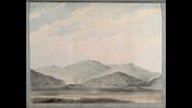 A panorama of the ruins at Persepolis, by Sir Robert Ker Porter.