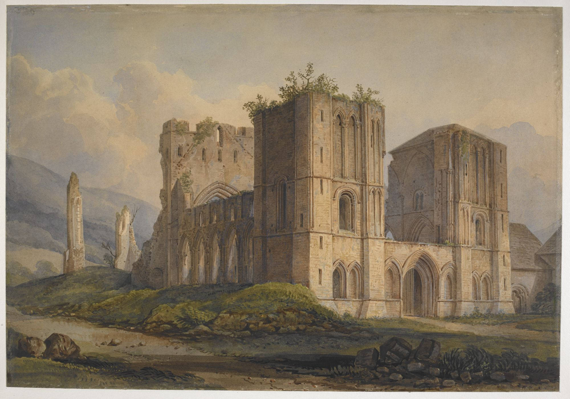 Itinerant View Takers | British Library - Picturing Places