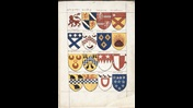 16 Coats of Arms