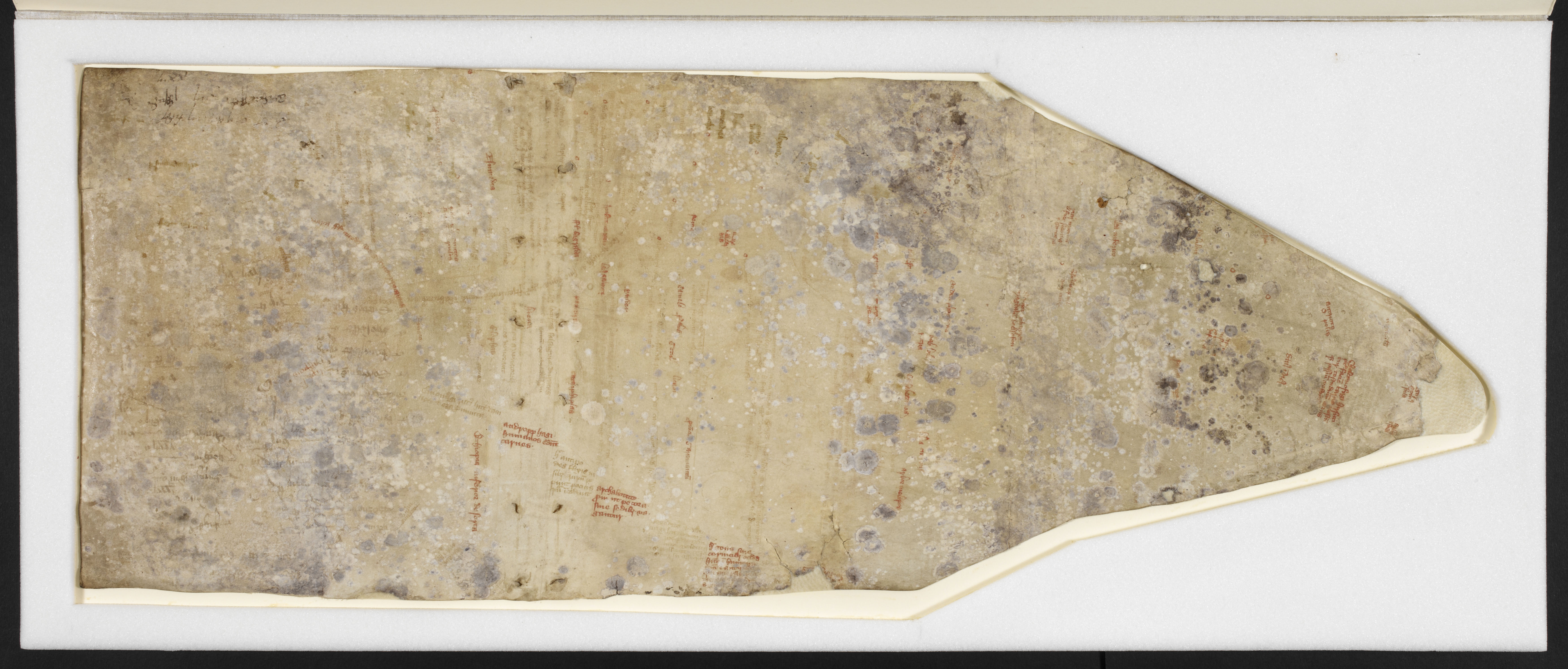 World maps before 1400 | British Library - Picturing Places - The ...