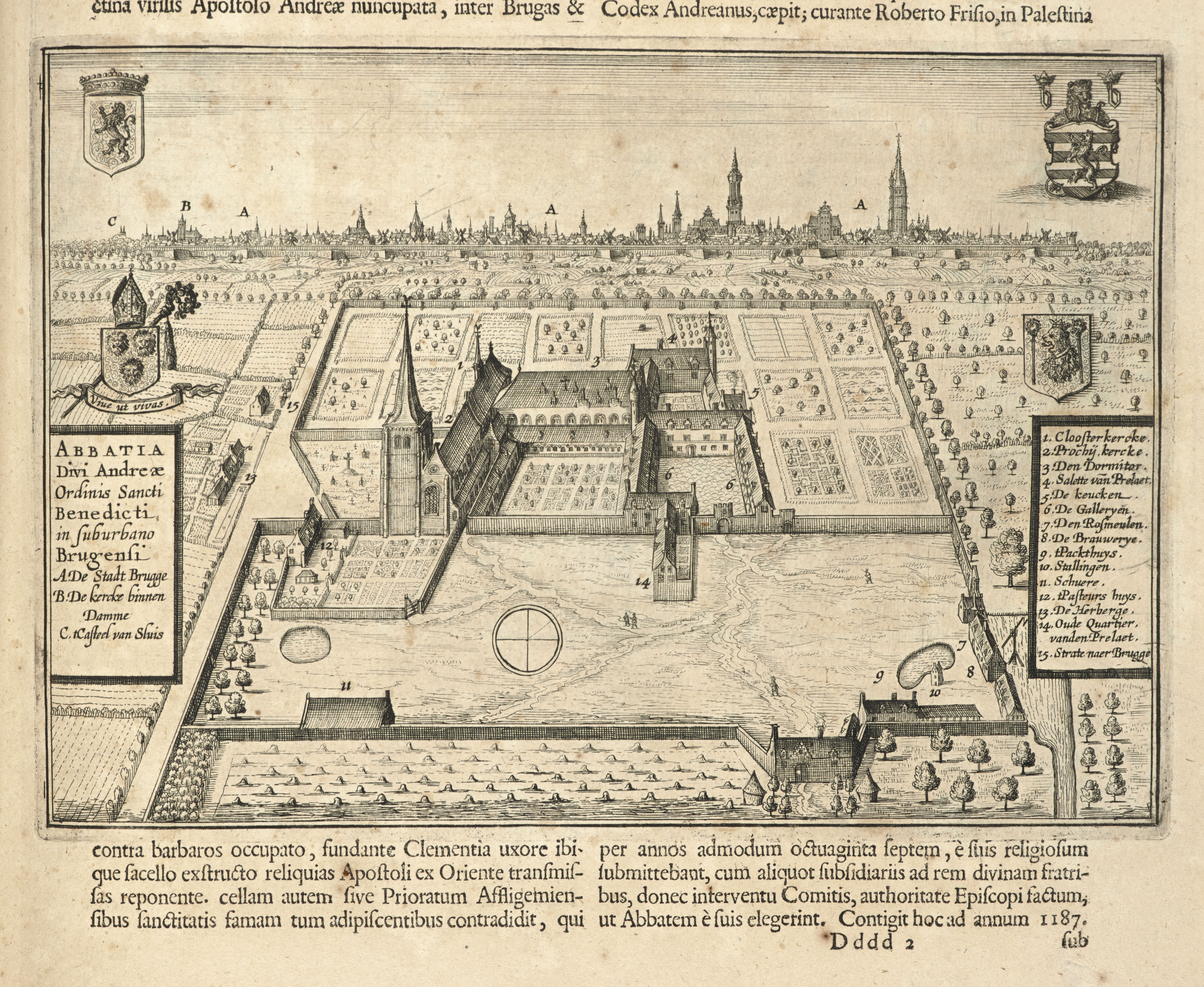 Chorography and natural philosophy in late 17th century