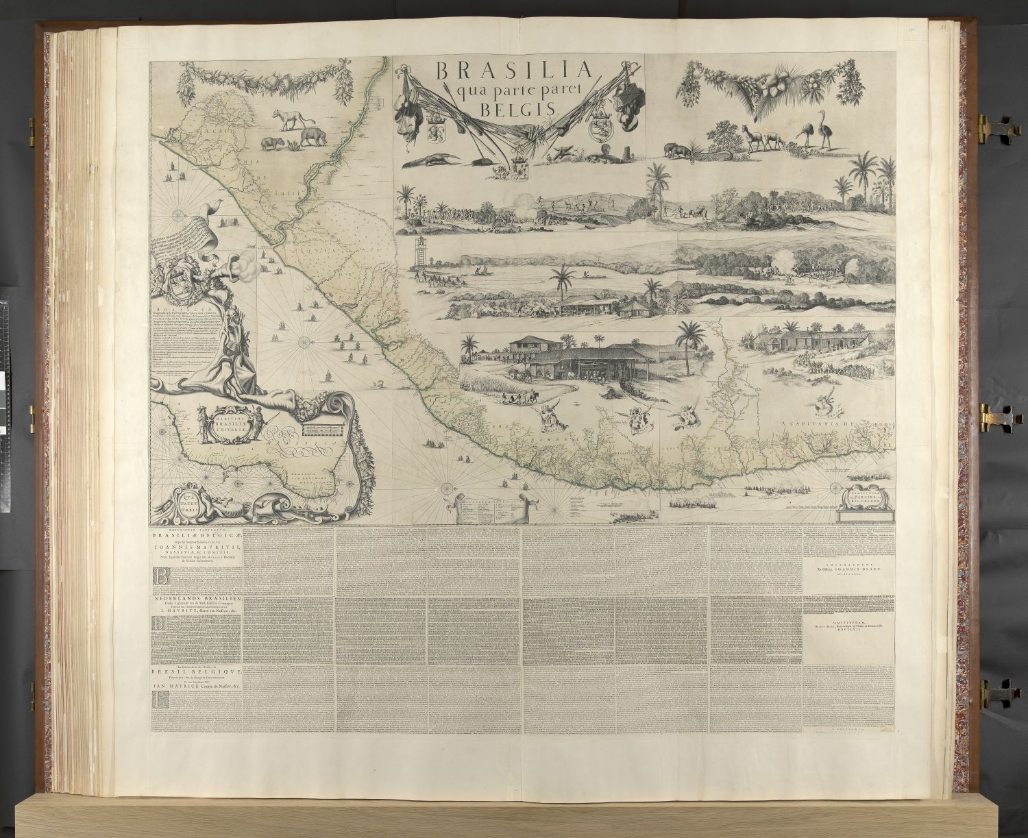 The Klencke Atlas | British Library - The British Library