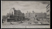 A Perspective View of Charing Cross by John Maurer.