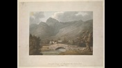 A View of the Bridge under Langdale Pikes, Westmoreland, by William Green.