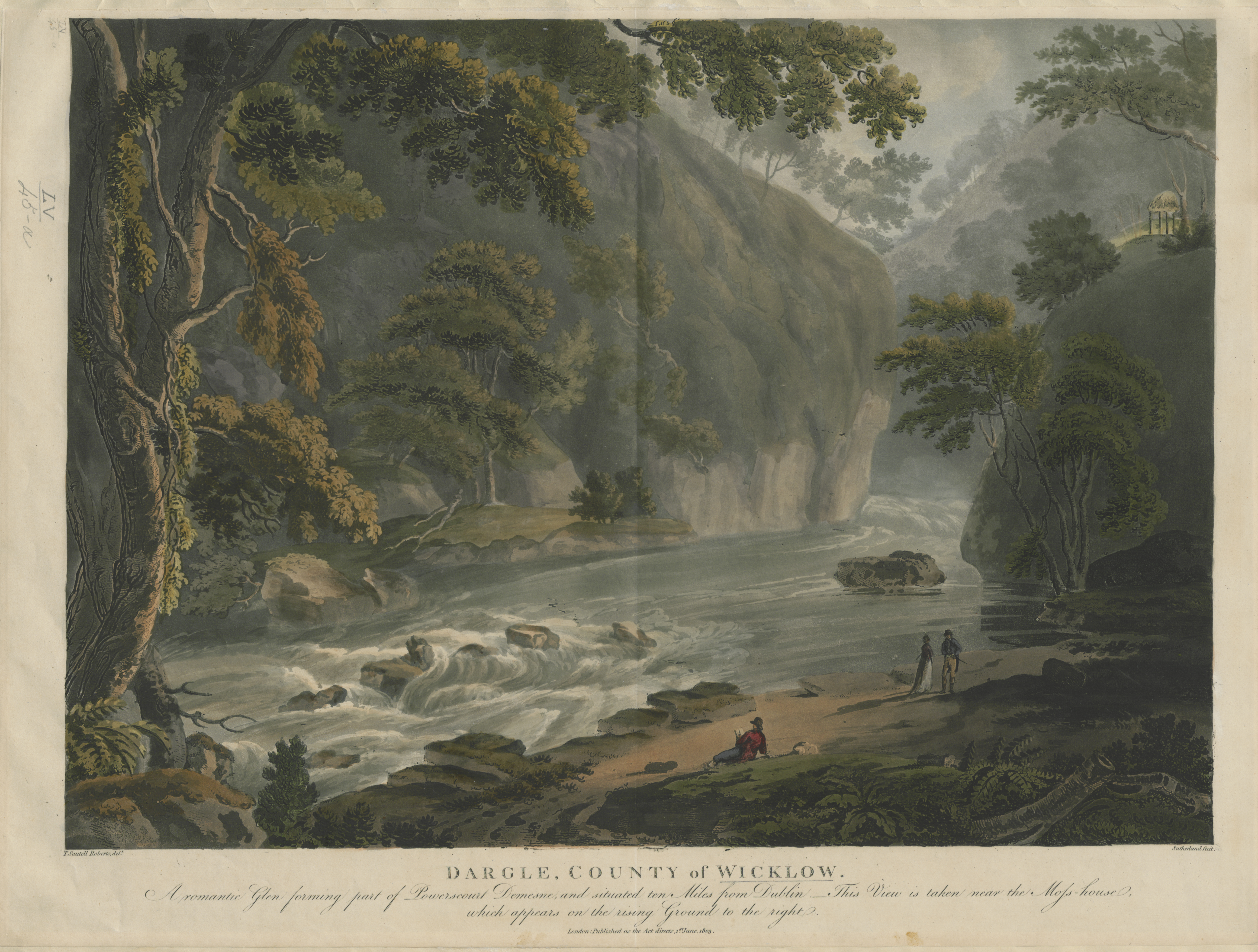 Dargle, County of Wicklow
