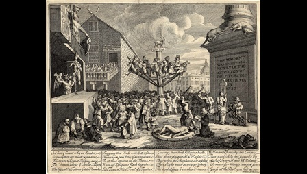 The South Sea Scheme, by William Hogarth