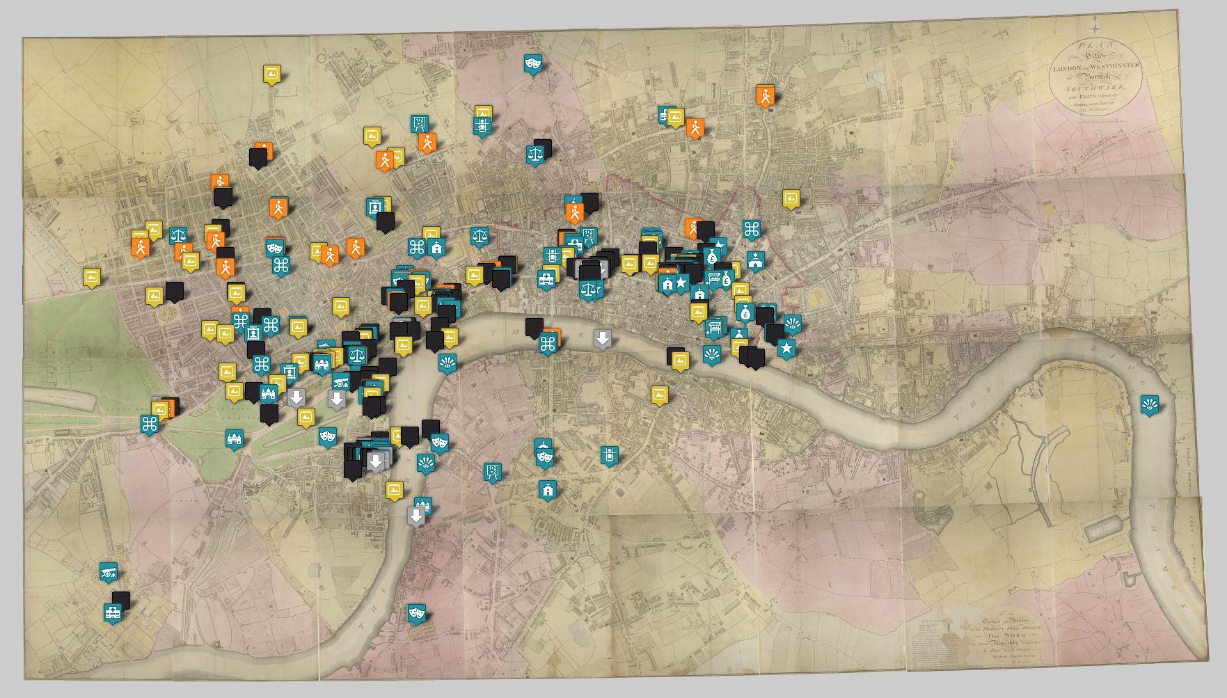 Topography Juxtaposed Map (Matthew Sangster)