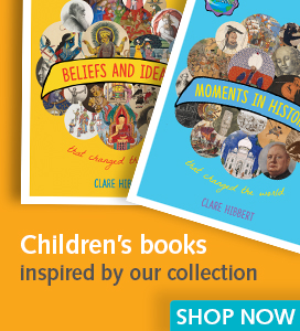 Revolutions - children's books inspired by the British Library collection