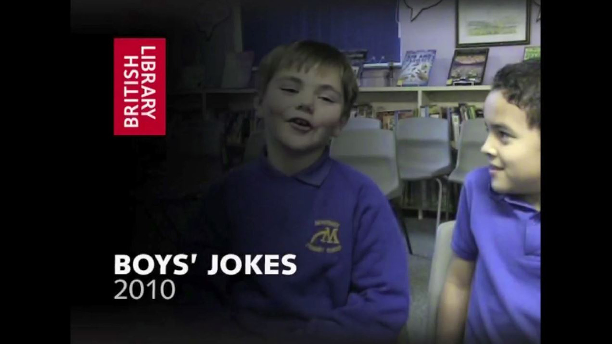 Humour, jokes and rude rhymes - The British Library