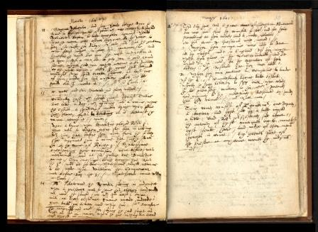John Manningham's Diary 1602, to go on display in 'Shakespeare in Ten Acts'