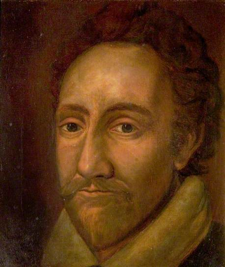 Portrait of Richard Burbage by Permission of the Trustees of Dulwich Picture Gallery, London, to go on display in 'Shakespeare in Ten Acts'