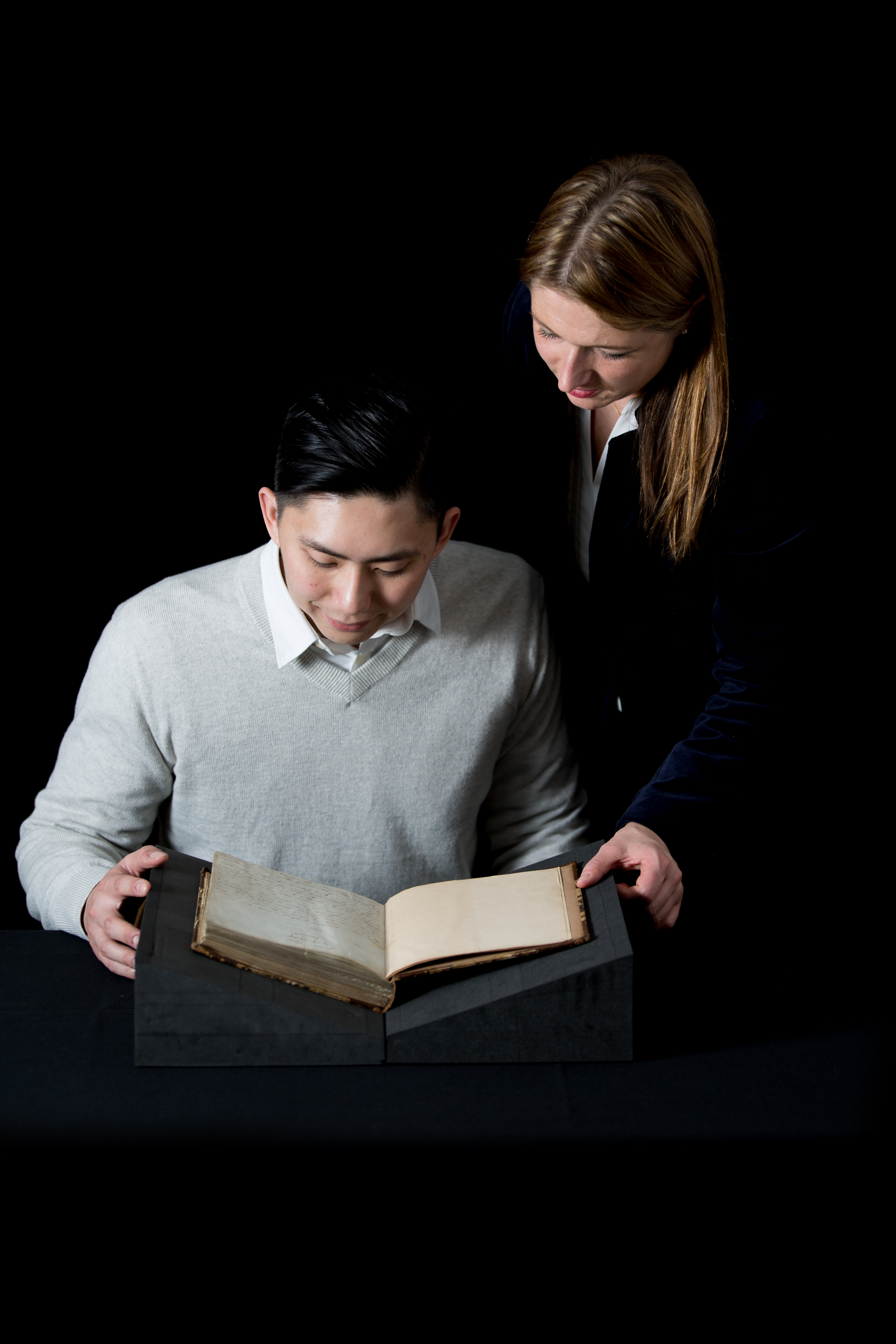The British Library in China: connecting through culture and learning is a UK government funded project to share the British Library's most important literary manuscripts with Chinese audiences for the first time.