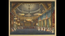 John Nash The Royal Pavilion at Brighton 1827 on display in Georgians Revealed c British Library Board