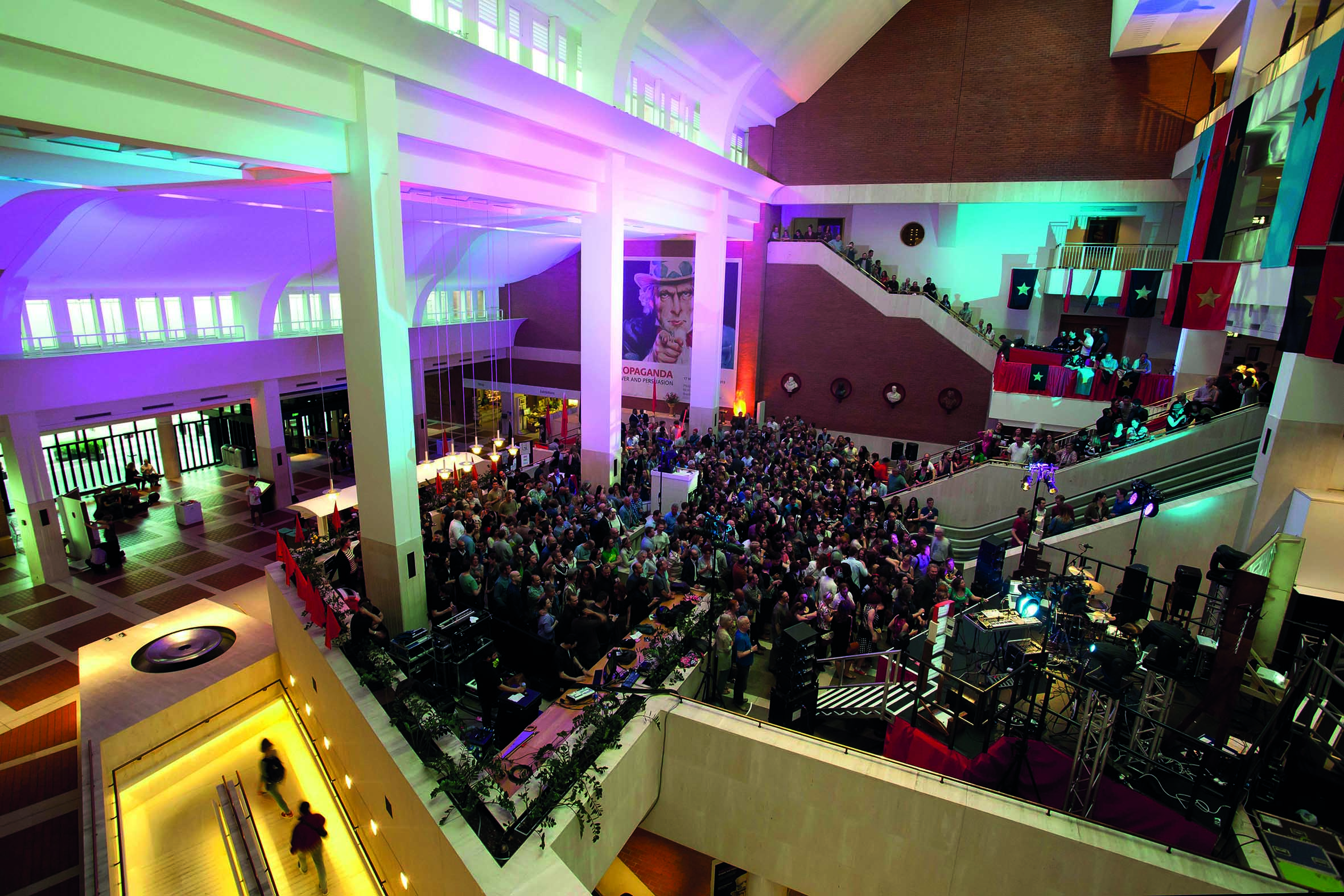 Events at the British Library