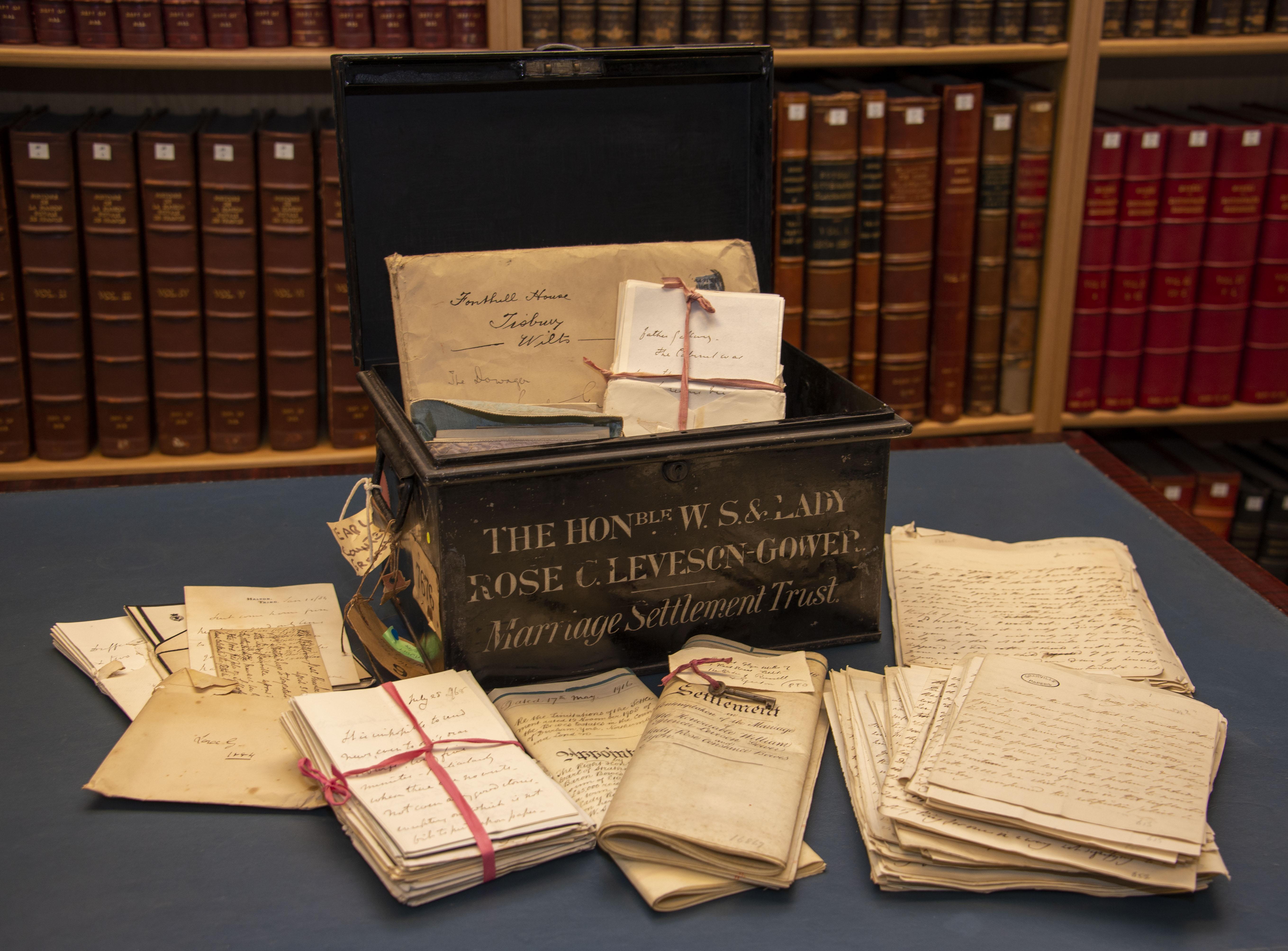 ecb5118e669 british library acquires granville archive - The British Library