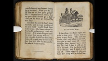 Child's First Tales written by the Brontë sisters' headmaster, circa 1829 © British Library Board
