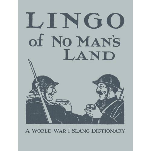 Image of Lingo of No Man's Land book cover