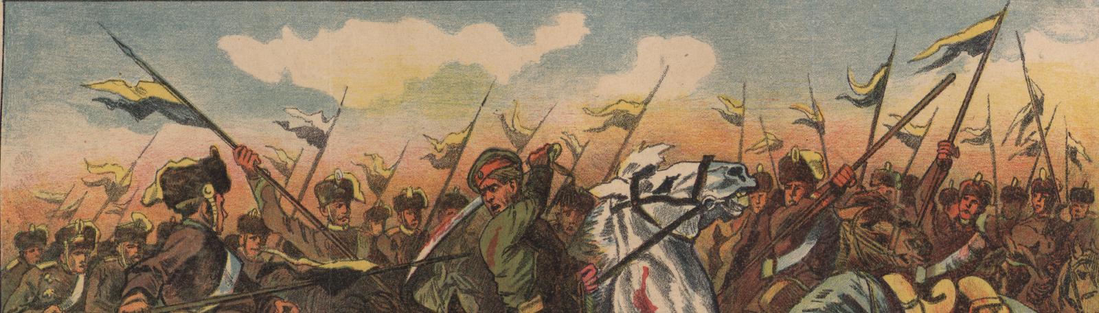 Propaganda in the Russian Revolution
