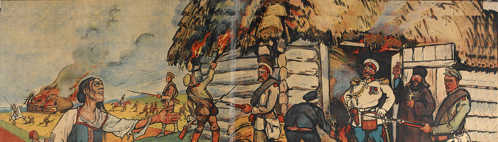 Violence and terror in the Russian Revolution – The British Library