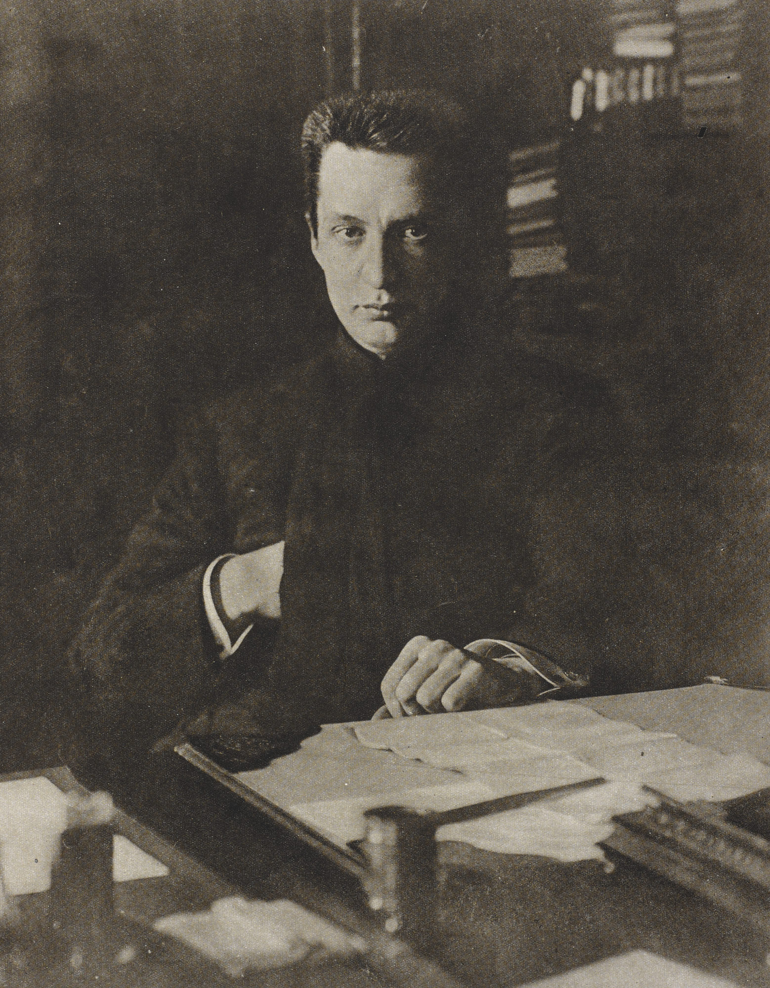 Alexander Kerensky - The British Library